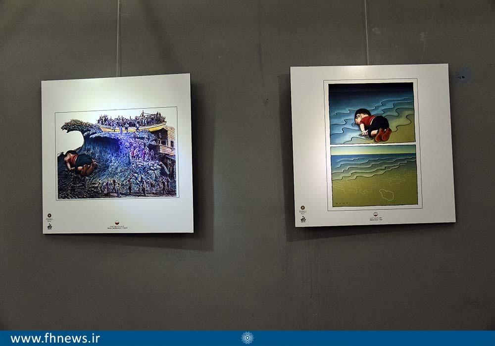 هم خانواده صلح عکس؛ ویژهبرنامه کودک، هنر و صلح در نگارخانه مریم