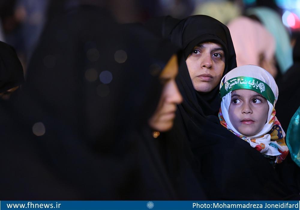 عکس+سفره+رقیه